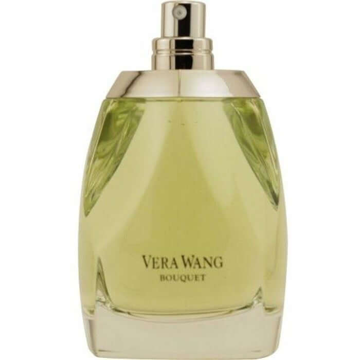 BOUQUET by VERA WANG Perfume Women 3.4 oz edp 3.3 New Tester