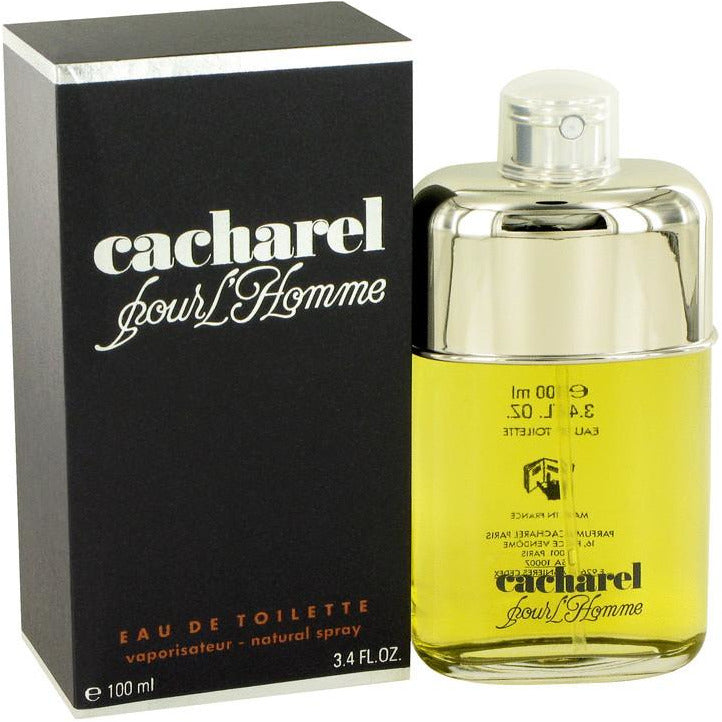 Cacharel Pour L'Homme by Cacharel cologne men 3.4 oz 3.3 edt New in Box - 3.4 oz / 100 ml