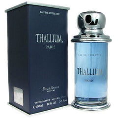 THALLIUM by YVES DE SISTELLE Men Cologne 3.3 oz edt 3.4 New in Box