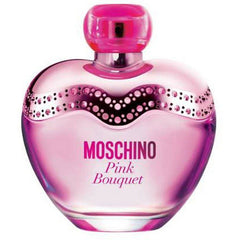 PINK BOUQUET by Moschino 3.3 / 3.4 oz Women edt Perfume NEW tester with cap