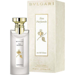 Bvlgari Eau Parfumee Au The Blanc by Bvlgari women  2.5 oz edc NEW IN BOX