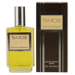 TEA ROSE 4.0 oz Perfumes WORKSHOP New in Box Sealed
