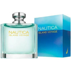 Nautica Island Voyage for Men Cologne 3.4 oz New In Box