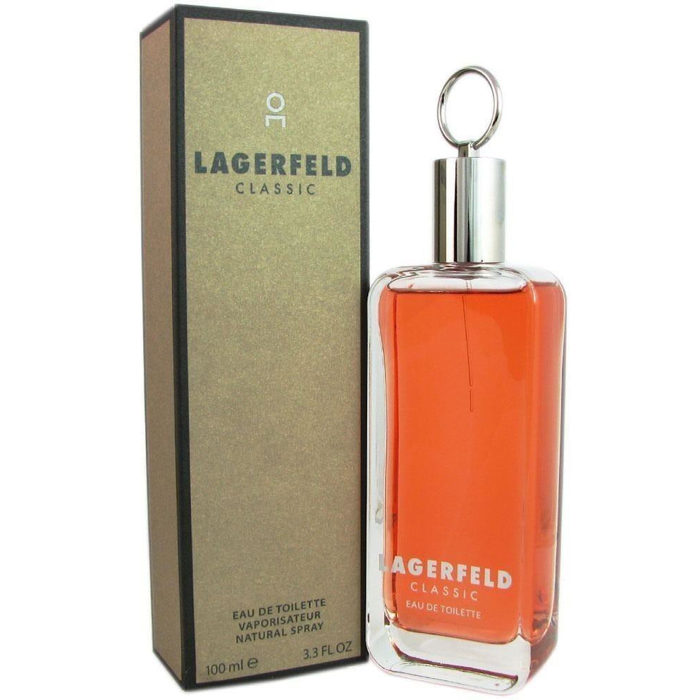 lagerfeld classic by karl lagerfeld 3 3 3 4 oz cologne. Black Bedroom Furniture Sets. Home Design Ideas