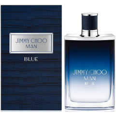 JIMMY CHOO MAN BLUE by jimmy Choo cologne for men EDT 3.4 / 3.3 oz NEW IN BOX
