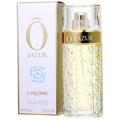 Lancome O d'Azur Eau De Toilette 2.5 oz Spray for Women New in Box