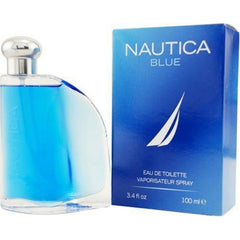 NAUTICA BLUE by Nautica 3.4 oz Cologne for Men New in Box