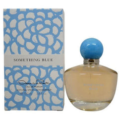 SOMETHING BLUE Oscar de la Renta Women edp perfume 3.4 oz 3.3 NEW IN BOX