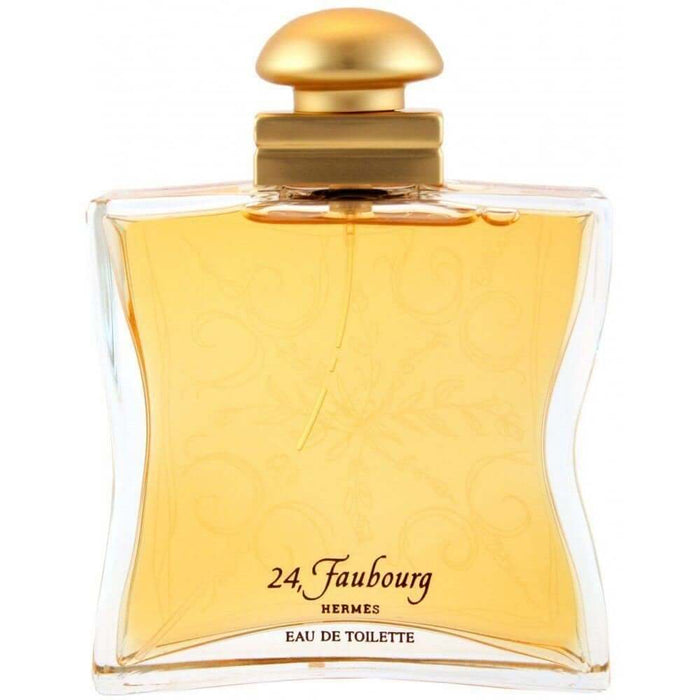 24 Faubourg by Hermes perfume for women EDT 3.3 / 3.4 oz New Tester