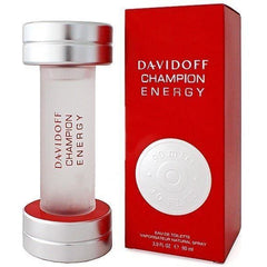 CHAMPION ENERGY by Davidoff Spray 3.0 oz edt NEW in BOX