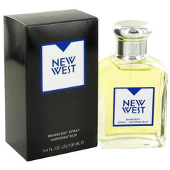 NEW WEST by ARAMIS 3.3 / 3.4 oz Skinscent Spray edc Cologne for Men NEW IN BOX