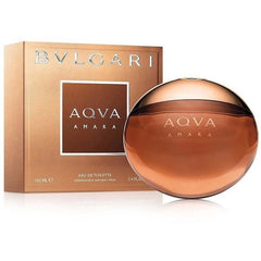 AQUA AMARA BY Bvlgari for Men 3.4 / 3.3 oz EDT NEW IN BOX