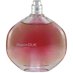 Biagiotti DUE DONNA By Laura Biagiotti 3.0 oz EDP NEW TESTER