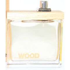 She Wood Golden Light Wood by DSQUARED2 EDP 3.4 NEW TESTER