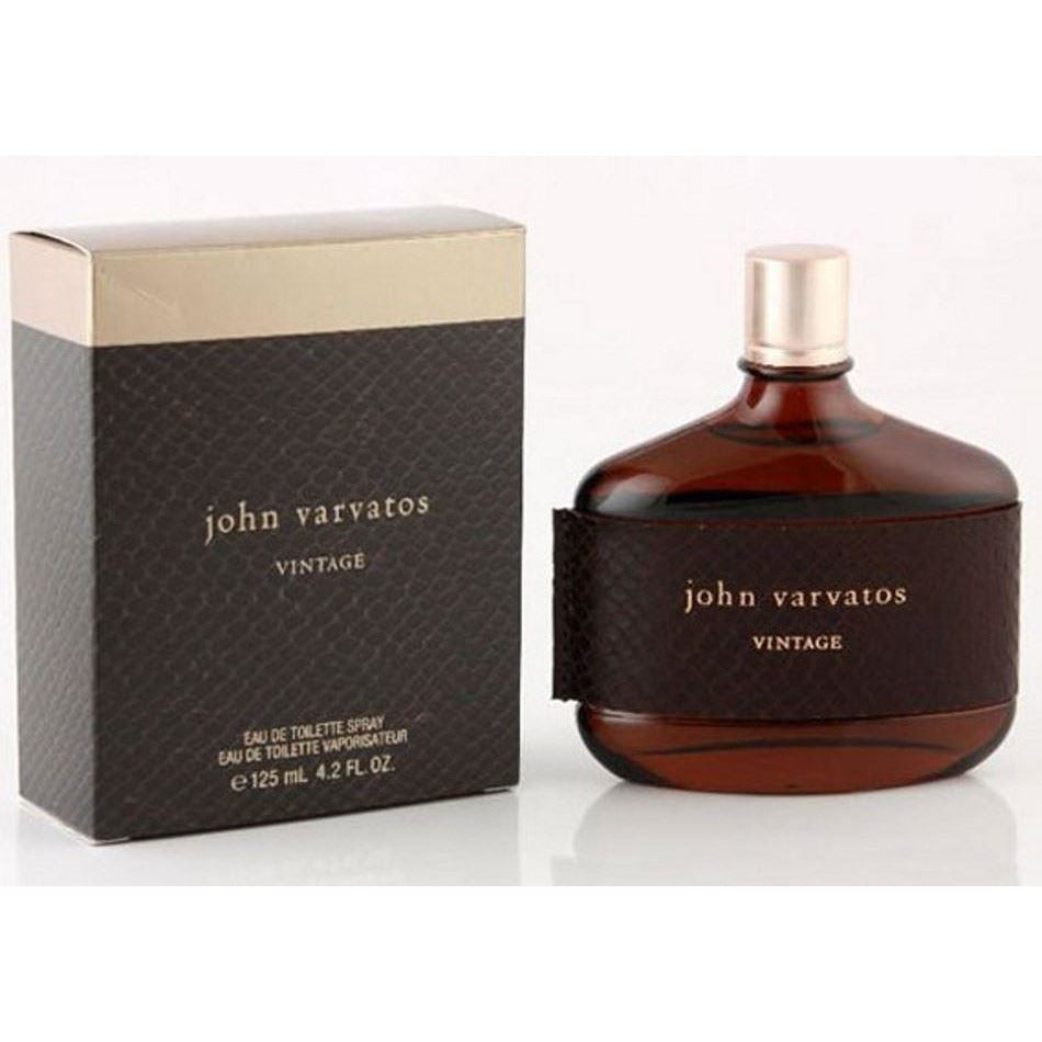 Vintage By John Varvatos 4 2 Oz Cologne Spray For Men