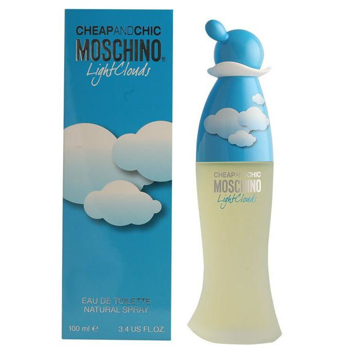Cheap & Chic Light Clouds by MOSCHINO EDT 3.4 oz 3.3 Women New in Box