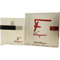 F Ferragamo Pour Homme for Men Cologne 3.4 / 3.3 oz Spray EDT New in Box Sealed