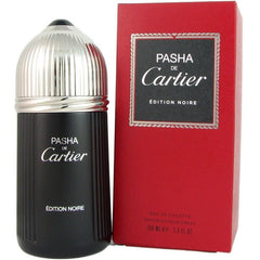 Pasha De Cartier EDITION NOIRE men cologne edt 3.3 oz 3.4 NEW IN BOX
