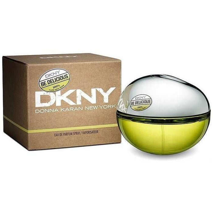 BE DELICIOUS DKNY women perfume edp 3.4 oz 3.3 NEW IN BOX