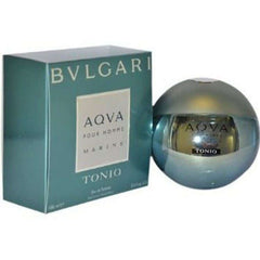 Bvlgari Aqva Pour Homme Marine TONIQ Cologner Men 3.3 oz / 3.4 oz edt New in Box aqua