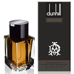 DUNHILL CUSTOM by Dunhill Cologne for Men 3.3 oz / 3.4 oz edt NEW in BOX