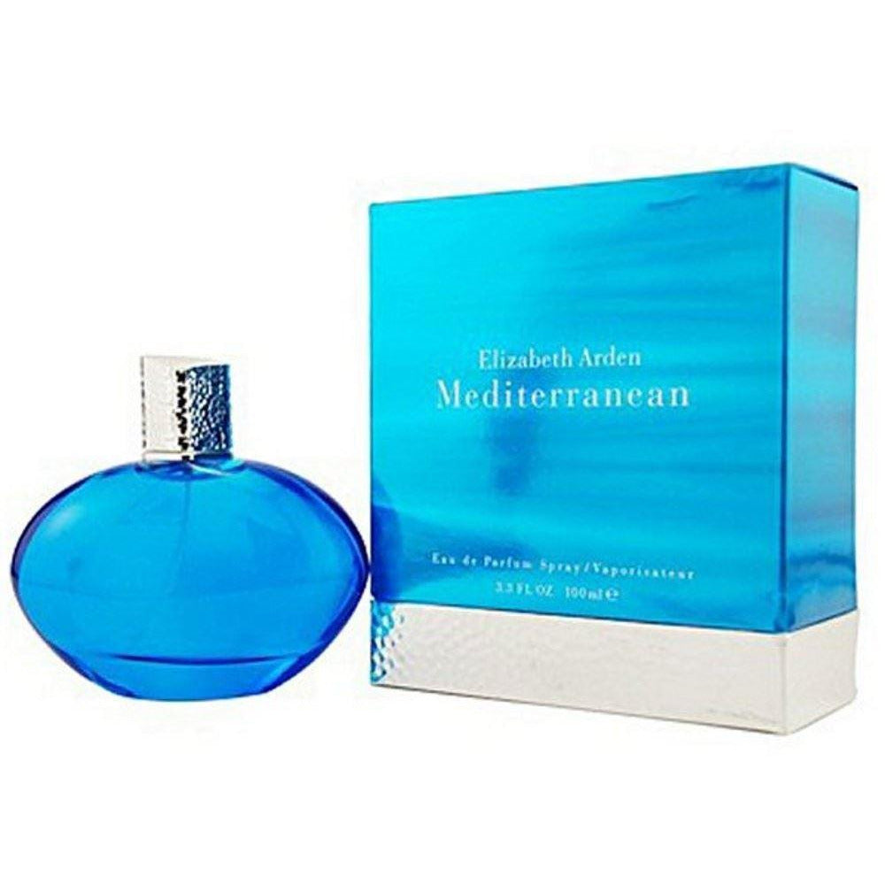 MEDITERRANEAN by Elizabeth Arden 3.3 / 3.4 oz EDP for Women NEW IN BOX