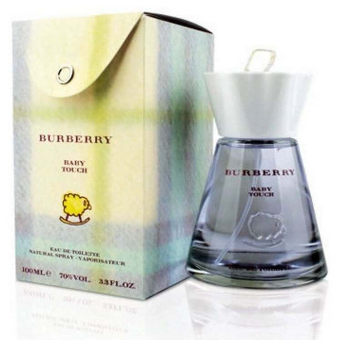 BABY TOUCH by Burberry 3.3 oz / 3.4 oz edt Perfume New in Box Sealed