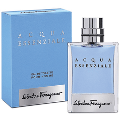ACQUA ESSENZIALE by Salvatore Ferragamo for men 3.4 oz 3.3 edt New in Box
