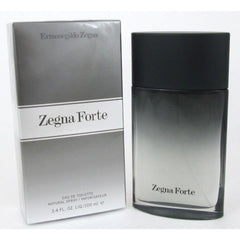 ZEGNA FORTE Ermenegildo Zegna men cologne edt 3.4 oz 3.3 NEW IN BOX
