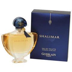 SHALIMAR by GUERLAIN Perfume for Women EDT 3.0 oz NEW IN BOX