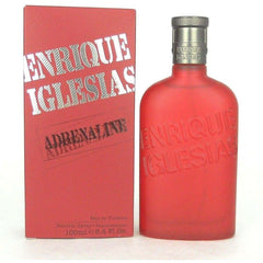 ADRENALINE Enrique Iglesias men cologne edt 3.4 oz 3.3 NEW IN BOX