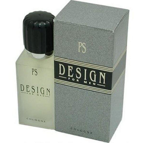 DESIGN by Paul Sebastian Cologne for Men 3.4 oz New in Box