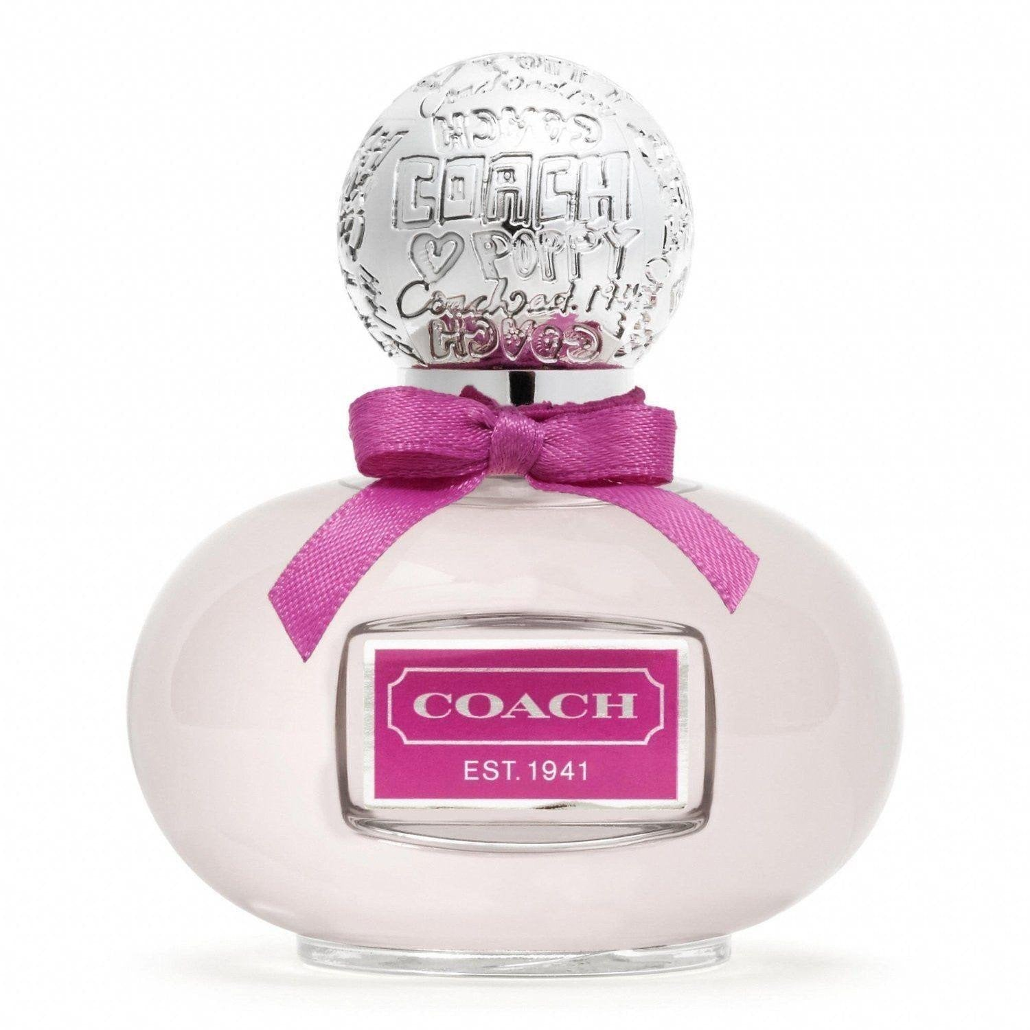 Coach Poppy Flower Perfume 34 Oz 33 Edp Tester For Women