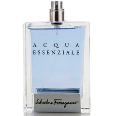 ACQUA ESSENZIALE by Salvatore Ferragamo for men 3.4 oz 3.3 edt New Tester