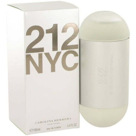 212 NYC by Carolina Herrera perfume women EDT 3.3 /3.4 oz New in box