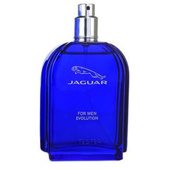 EVOLUTION Jaguar cologne men edt 3.4 oz 3.3 NEW TESTER - 3.4 oz / 100 ml