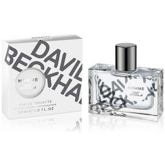 David Beckham Homme by David Beckham for Men 2.5 oz edt Spray New in BOX - 2.5 oz / 75 ml
