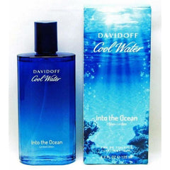 COOL WATER INTO THE OCEAN Limited Edition by Davidoff 4.2 oz edt New in Box