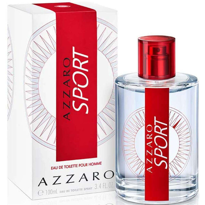 AZZARO SPORT by Azzaro cologne fro men EDT 3.3 / 3.4 oz New in Box