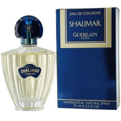 SHALIMAR by GUERLAIN Perfume for Women EDC 2.5 oz Spray NEW IN BOX