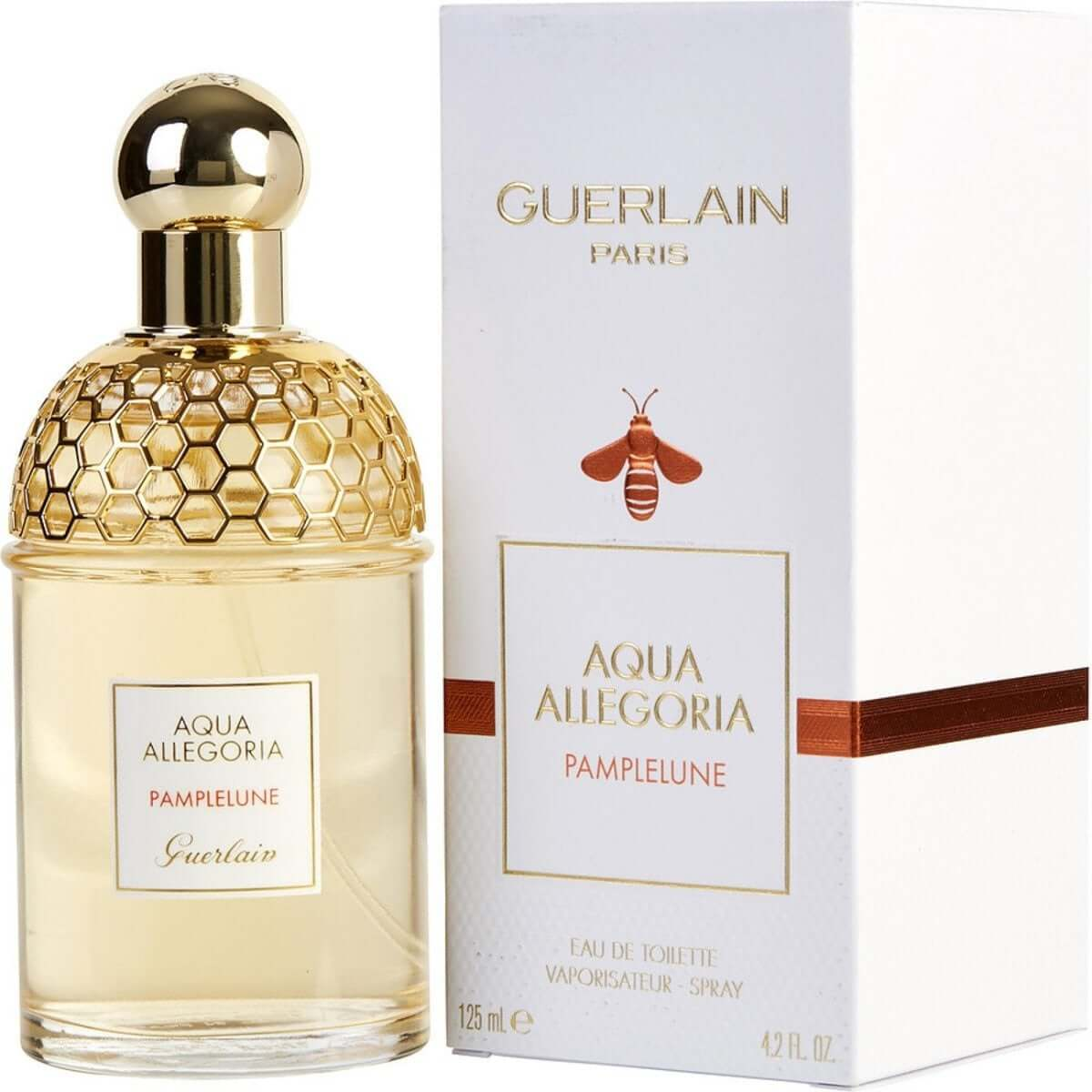 Aqua Allegoria PAMPLELUNE by Guerlain perfume women EDT 4.2 oz New in Box