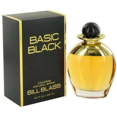 Basic Black by Bill Blass 3.4 oz Cologne edc 3.3 Spray for women NEW IN BOX