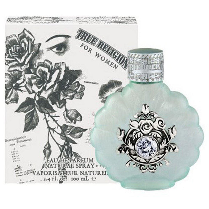 True Religion Perfume for Women 3.4 oz 100 ml EDP New in Box