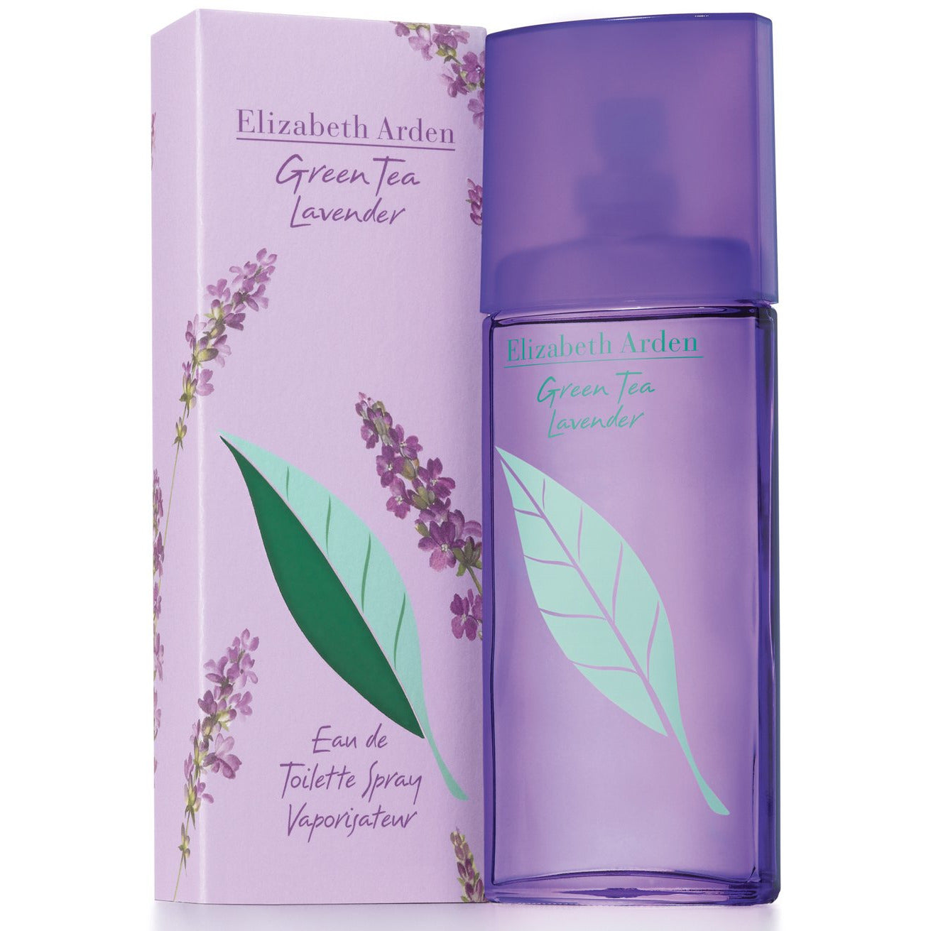 GREEN TEA LAVENDER Elizabeth Arden 3.3 oz 3.4 edt NEW IN BOX - 3.4 oz / 100 ml