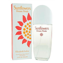 Sunflowers Dream Petals by Elizabeth Arden 3.4 oz Spray 3.3 Perfume New in Box