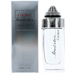ROADSTER by CARTIER Cologne 3.4 oz Spray for Men 3.3 oz edt NEW IN BOX