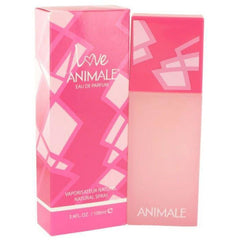 LOVE ANIMALE women 3.4 oz 3.3 edp perfume spray NEW IN BOX