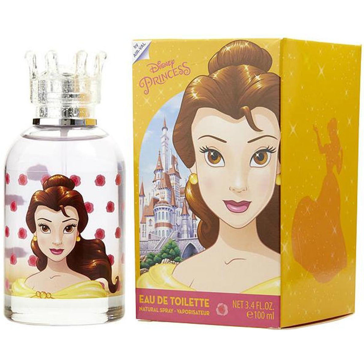 Disney Princess Bella by Disney for girls EDT 3.3 / 3.4 oz New in Box
