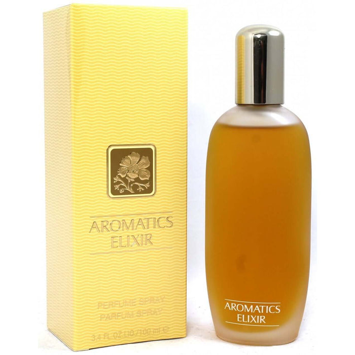 AROMATICS ELIXIR by Clinique Perfume 3.4 oz 3.3 edp New in Box - 3.4 oz / 100 ml
