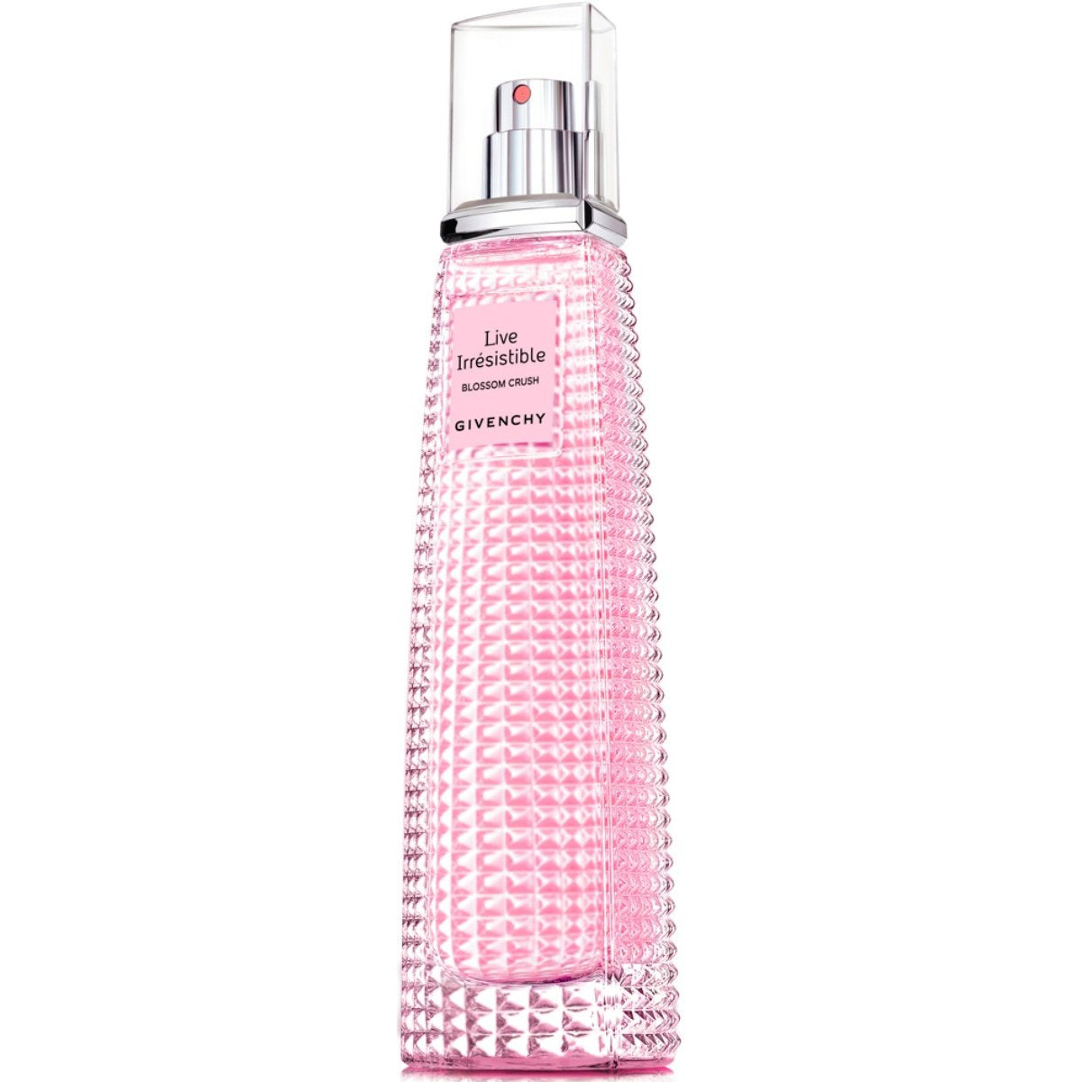 LIVE IRRESISTIBLE BLOSSOM CRUSH by Givenchy for her EDT 2.5 oz New Tester